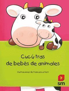 CUCU-TRAS DE BEBES DE ANIMALES