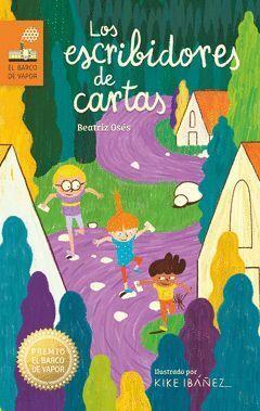 LOS ESCRIBIDORES DE CARTAS (CARTONE)