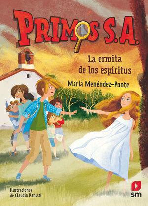 LA ERMITA DE LOS ESPÍRITUS. PRIMOS S.A.-003