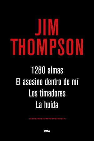 1280 ALMAS / ASESINO DENTRO DE MI / TIMADORES / HUIDA, LA