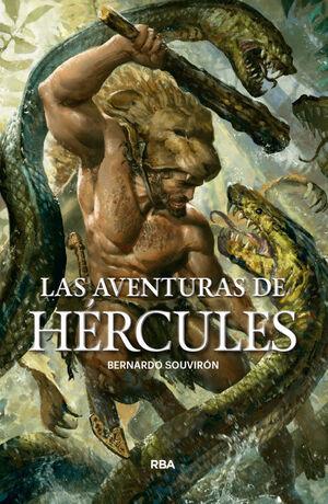 LAS AVENTURAS DE HERCULES