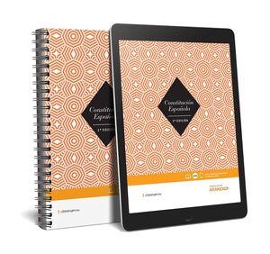 CONSTITUCION ESPAÑOLA (LEYITBE) (PAPEL + E-BOOK)