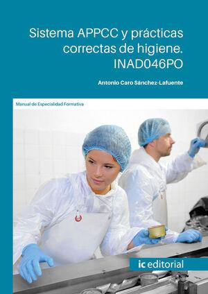 SISTEMA APPCC Y PRACTICAS CORRECTAS DE HIGIENE INAD046PO