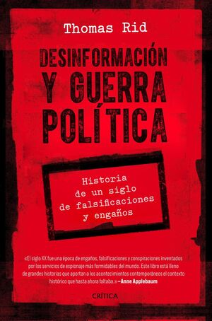 DESINFORMACION Y GUERRA POLITICA