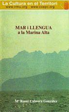 MAR I LLENGUA A LA MARINA ALTA.IECMA