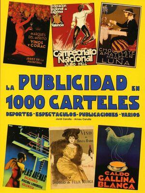PUBLICIDAD EN 2000 CARTELES,LA.2 VOLUM