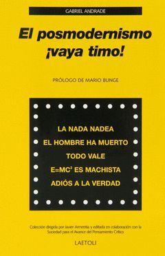 POSMODERNISMO EL  VAYA TIMO