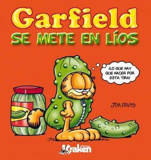 GARFIELDSE METE EN LIOS