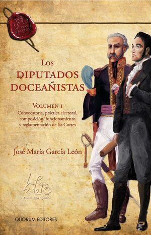 LOS DIPUTADOS DOCEAÑISTAS I