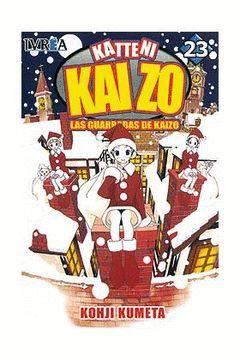 LAS GUARRADAS DE KAIZO 23 COMIC