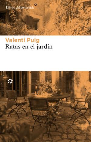 RATAS EN EL JARDIN