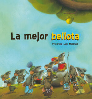 MEJOR BELLOTA,LA TAPA DURA