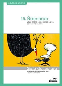 ÑAM-ÑAM. GUÍA DE LECTURA
