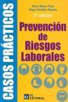 CASOS PRACTICOS PREVENCION DE RIESGOS LABORALES 2ED