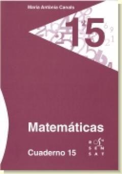 MATEMATICAS CUADERNO 15 5º EP