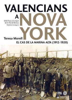 VALENCIANS A NOVA YORK