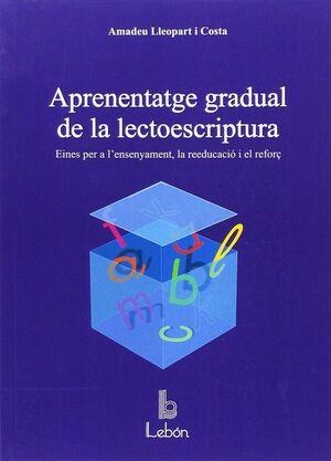 APRENENTATGE GRADUAL DE LA LECTOESCRIPTURA