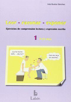 LEER RAZONAR EXPONER 1 (9-10 AÑOS)