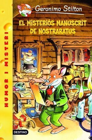 EL MISTERIOS MANUSCRIT DE NOSTRADAMUS
