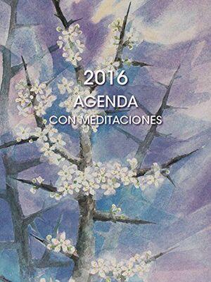 AGENDA CON MEDITACIONES 2016