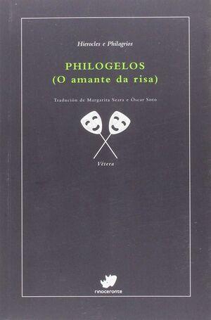 PHILOGELOS (O AMANTE DA RISA)