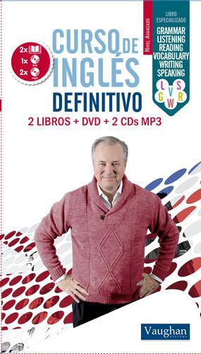 CURSO DE INGLÉS DEFINITIVO AVANZADO