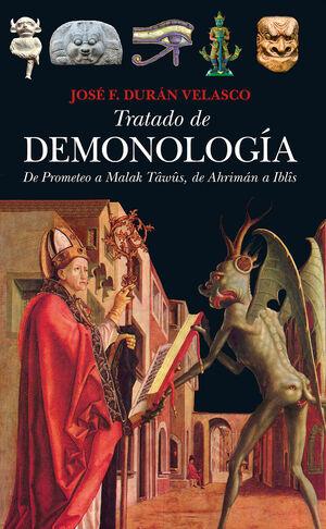 TRATADO DE DEMONOLOGIA. ALMUZARA