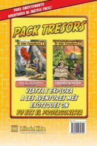 PACK TRESORS