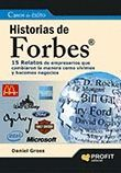 HISTORIAS DE FORBES.CASOS DE EXITO.PROFIT