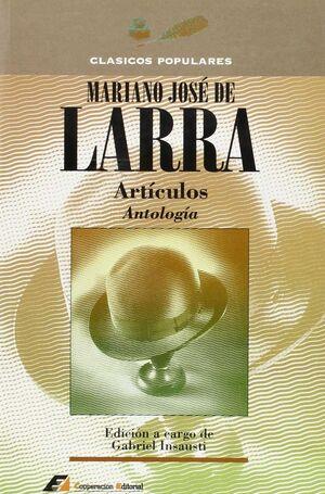 ARTICULOS,ANTOLOGIA (LARRA).COOPERACION
