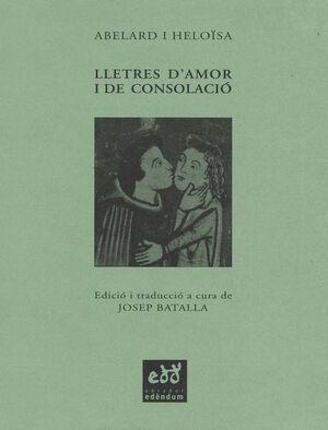 LLETRES D'AMOR I DE CONSOLACIÓ