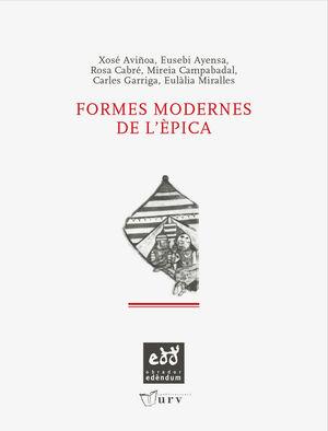 FORMES MODERNES DE L'ÈPICA