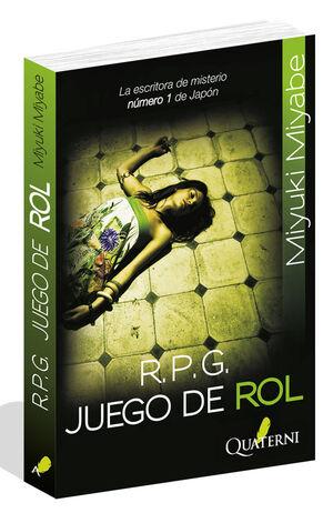 R.P.G. JUEGO DE ROL.QUATERNI-RUST