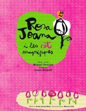 ROSA JOANA I LES SET MAGNÍFIQUES (+CD)