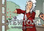 NEWTON. LA GRAVEDAD EN ACCION.ALETA-COMICS