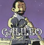 GALILEO EL MENSAJERO DE LAS ESTRELLAS.ALETA-COMICS