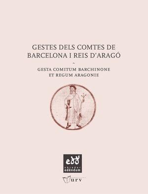 GESTES DELS COMTES DE BARCELONA I REIS D'ARAGO