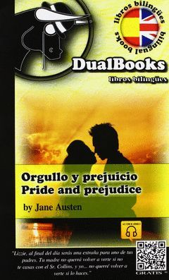 ORGULLO Y PREJUICIO/ PRIDE AND PREJUDICE. DUALBOOKS-LIBROS BILINGÜES-RUST
