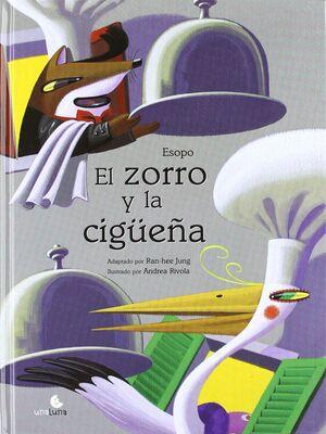 ZORRO Y LA CIGUEÑA