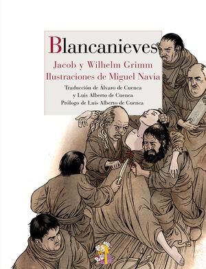 BLANCANIEVES(ILUSTRADO) REINO DE CORDELIA-DURA