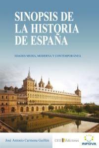 SINOPSIS DE LA HISTORIA DE ESPAÑA