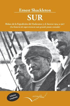SUR-RELATO DE LA EXPEDICION DEL ENDURANCE 1914-1917 (ED. AMPLIADA).INTERFOLIO-17