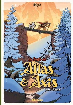 LA SAGA DE ATLAS Y AXIS 2