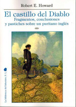 CASTILLO DEL DIABLO, EL.BIBL.LABERINTO-RUST