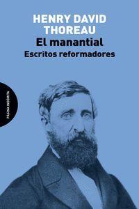 MANANTIAL,EL.PAGINA INDOMITA