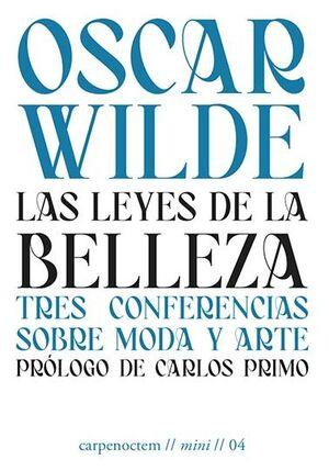 LAS LEYES DE LA BELLEZA