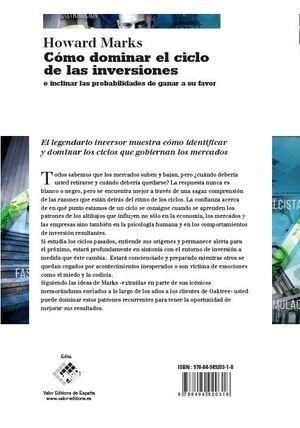 COMO DOMINAR EL CICLO DE LAS INVERSIONES