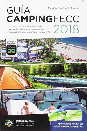 GUIA CAMPING FECC ESPAÑOL 2018