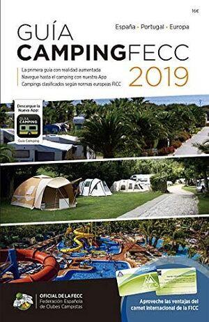 2019 GUIA FECC CAMPINGS
