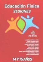 EDUCACIÓN FÍSICA SESIONES 9 Y 10 CURSOS